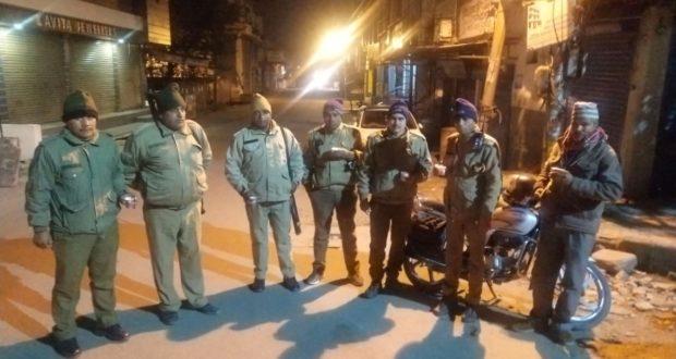 Doon Breaking..रात की डयूटी में राजधानी पुलिस को मिलेगी गर्मागर्म चाय बिस्किट…एसएसपी