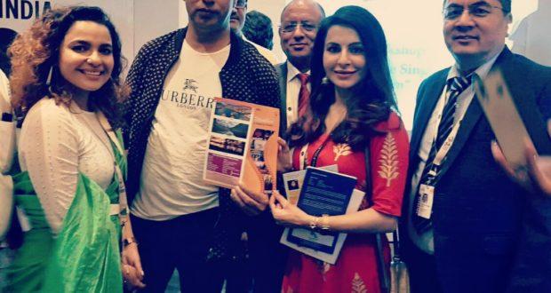 फिल्म बाजार में उत्तराखण्ड को विशेष सत्र मे अवसर दने पर एन.एफ.डी.सी. का आभार व्यक्त