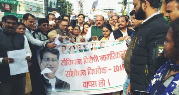 मोदी राज से मुक्ति को हो रही दिल्ली रै्ली में देहरादून महानगर कांग्रेस पूरे दमखम से उतरेगी…महानगर अध्यक्ष लालचन्द