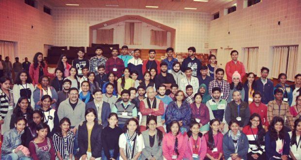 एक भारत श्रेष्ठ भारत पीएम नरेंद्र मोदी की महत्वाकांछि योजना से जुड़ने का लाभ युवाओं को भी मिल रहा है..सीएम त्रिवेंद्र