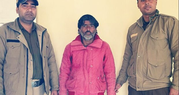 Breaking…रानी पोखरी पुलिस ने गौ-मांस के साथ एक किया अरेस्ट