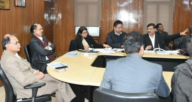 एस सी /एस टी ,उद्यमियों को उच्च तकनीकी प्रक्षिकन देगी केंद्र सरकार ….   डॉ ए के पंडा सचिव भारत सरकार