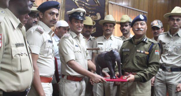 उत्तराखण्ड पुलिस की कार्यप्रणाली से रूबरू हुआ कर्नाटक पुलिस दल