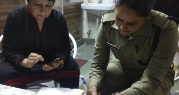 दून पुलिस ने राजपुर के सीनियर सिटीजन को किया जागरूक