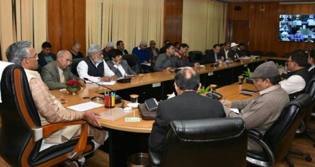 राज्य की भाजपा सरकार के तीन वर्ष पूरे होने पर होंगे विशेष कार्यक्रम