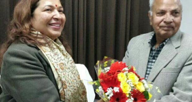 श्रीमती अलकनंदा अशोक पंतनगर यूनिवर्सिटी में डीन, डब्ल्यूआईटी से दिया इस्तीफा