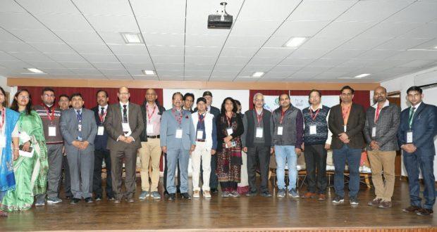 जी0बी0 पन्त राष्ट्रीय हिमालय पर्यावरण संस्थान एवं उत्तराखण्ड राज्य विज्ञान एवं प्रौद्योगकी परिशद ने संयुक्त रूप से कराया हिमालयन नॉलेज नेटवर्क का आयोजन।