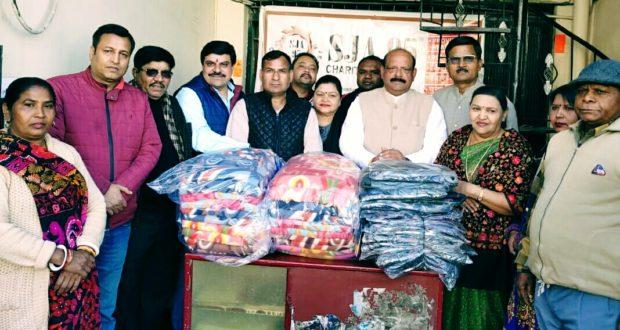 अभावग्रस्त लोगों को सहायता देना हर कांग्रेसजन का कर्तव्य….महानगर अध्यक्ष लालचन्द शर्मा