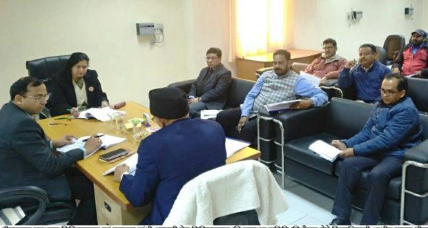 कोरनेशन ओर महात्मा गांधी चिकित्सालय के बजट को 5 करोड़ का प्रस्ताव….डीएम आशीष कुमार