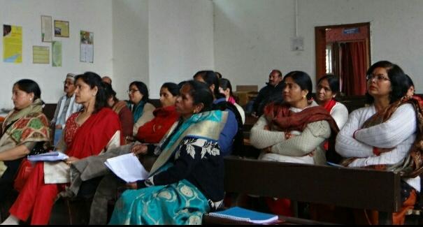 गणित को एन्जॉय किया शिक्षकों ने अज़ीम प्रेमजी फाउंडेशन कार्यक्रम में