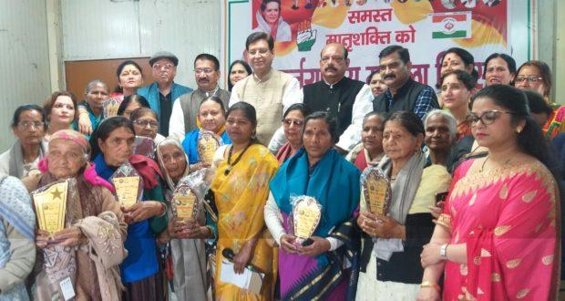 महिलाओं में नेतृत्व क्षमता पुरुषों से अधिक ….कांग्रेस प्रदेश अध्यक्ष प्रीतम सिंह