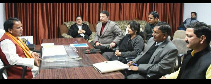 प्रदेश के साहित्यकार होंगे सम्मानित…डॉ.धन सिंह रावत