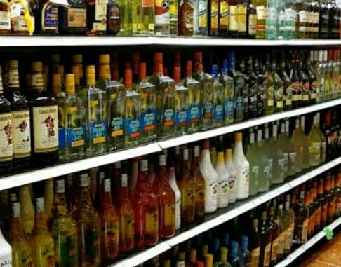 राजधानी क्षेत्र की लगभग सभी देशी विदेशी मदिरा की दुकानों की लॉटरी सम्पन