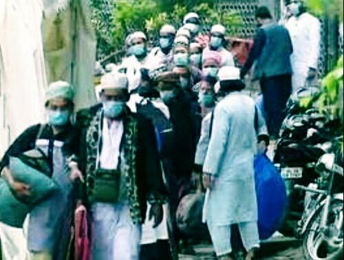 जमात मरकज़ में गए लोगो को अपनी जानकारी देनी चाहिये..डीजी लॉ एंड ऑर्डर अशोक कुमार
