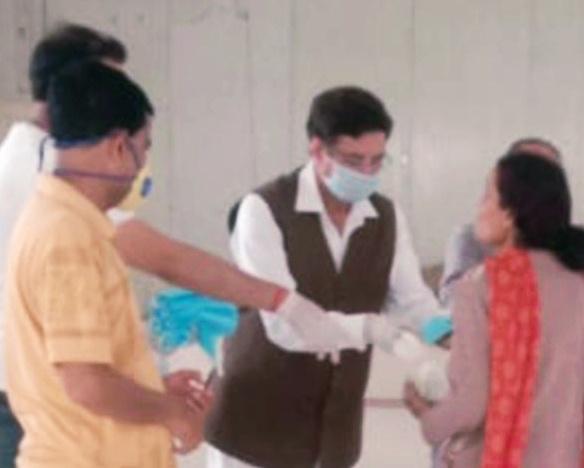 जरूरतमन्दों को उनकी जरूरत के सामान उपलब्ध कराने के साथ ही जागरूक भी करे कांग्रेस कार्यकर्ता…प्रीतम सिंह