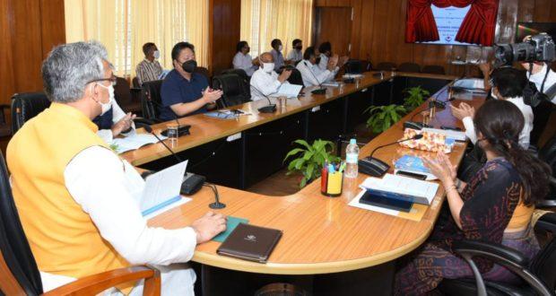 मुख्यमंत्री स्वरोजगार योजना का शुभारम्भ,विनिर्माण में 25 लाख रूपये और सेवा क्षेत्र में 10 लाख रूपये तक की परियोजनाओं पर मिलेगा ऋण…सीएम त्रिवेंद्र