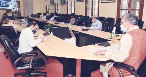 सीएम त्रिवेंद्र ने पीएम नरेंद्र मोदी कि बैठक में राज्य के लॉक डाउन के ताजा हाल बयाँ किये