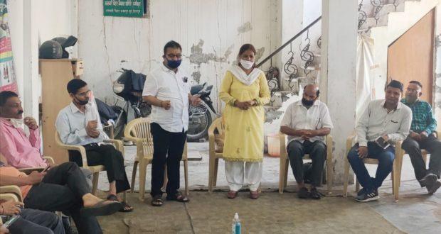 सरस्वती विहार विकास समिति,अजबपुर खुर्द ने जरूरतमन्दों भोजन बांटते हुए 50 दिन पूरे किए …जितेन्द्र बिष्ट.