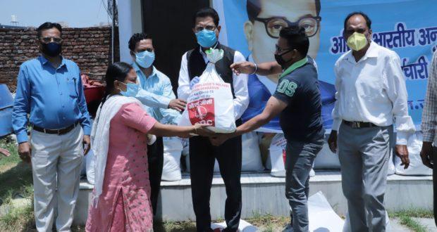 आल इंडिया एससी/एसटी ओएनजीसी देहरादून संगठन जरुरतमन्दों की मदद को हमेशा तत्पर रहेगा…निदेशक ONGC के.अम्बेडकर