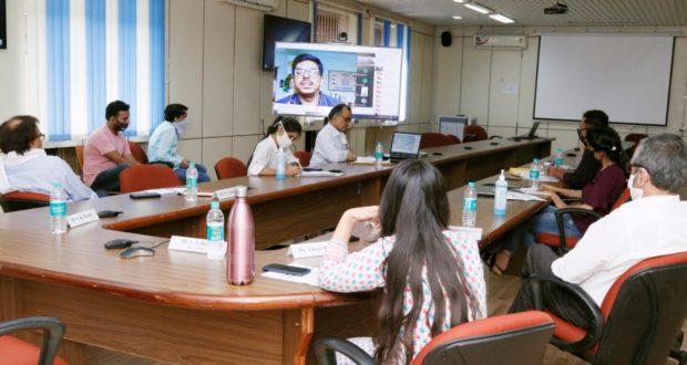 फारेस्ट बायोमास से नेचुरल डाई विषय वेबिनार में भारत भर के प्रतिभागियों ने अपने अनुभव साझा किए