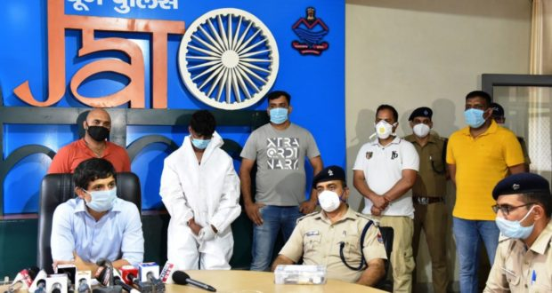 देहरादुन के नामचीन सीए आरपी ईश्वरन के घर हुई सितम्बर 2019 की डकैती मामले में एक ओर गिरफ्तार