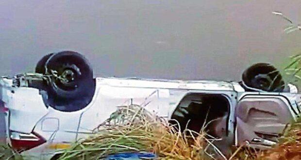 कार सहित 9 दिनों से लापता चालक का शव हरिद्वार श्यामपुर नहर से बरामद