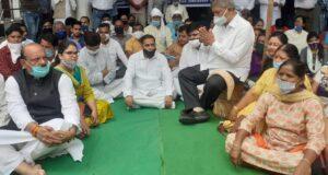 केन्द्र सरकार जीएसटी लागू करते समय राज्यो में लागू करने के बाद नुकसान की भरपाई के अपने वादे से पलटी… प्रदेश कांग्रेस अध्यक्ष प्रीतम सिंह