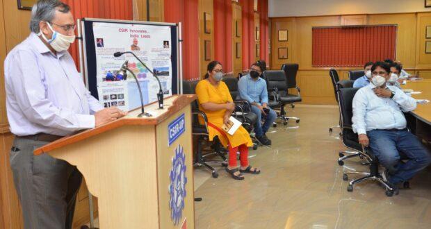 सीएसआईआर-आईआईपी में वेबिनार केसीमाध्यम से विश्व जैव ईंधन दिवस मनाया गया