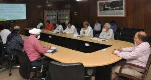 आत्मनिर्भर भारत योजना के तहत एग्रीकल्चर इंफ्रास्ट्रचर फंड योजना का लाभ अधिक से अधिक किसान ले …सीएस ओम प्रकाश