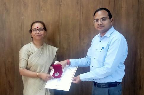 एकलव्य माॅडल आवासीय विद्यालय,कालसी की उपाचार्य सुधा पैन्यूली को मिला राष्ट्रीय शिक्षक पुरस्कार 2020