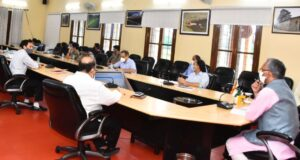 सीएम त्रिवेंद्र ने ली कुम्भ मेला 2021 प्रगति की जानकारी