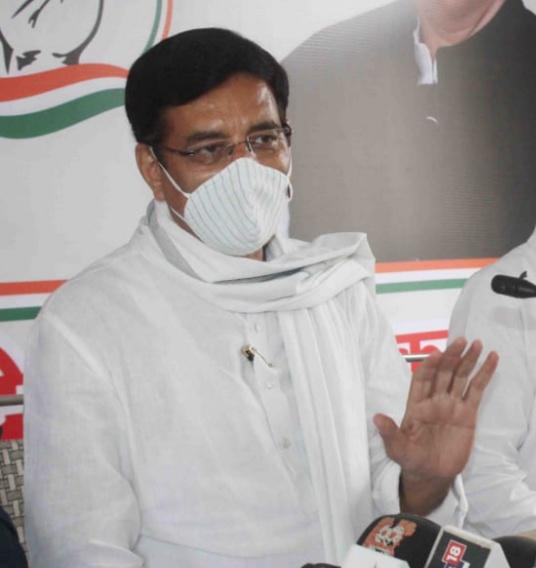 उत्तराखण्ड कांग्रेस किसान विरोधी अध्यादेश, बढ़ती मंहगाई, बेरोजगारी जैसे मुद्दों पर राजभवन कूच करेगी…प्रीतम सिंह