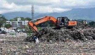 शीशमबाडा टेचिंग ग्राउण्ड कूड़ा विस्तारण को शहरी विकास मंत्री मदन कौशिक ओर प्रदेश अध्यक्ष भाजपा, बंशीधर भगत के साथ हुई बैठक  कूडा निस्तारण के सम्बन्ध में होने वाली जन समस्याओं का तत्काल निराकरण करने के निर्देश  में शीशमबाडा ट्रैन्चिंग ग्राउण्ड, कूडा निस्तारण से सम्बन्धित समस्याओं की चर्चा