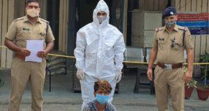 5 सितम्बर को जिला कारागार से भागा शातिर 24 घंटे में गिरफ्तार,डीआईजी ने की 5000 के इनाम की घोषणा