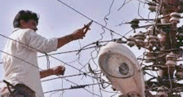 अवैध विद्युत कनेक्शन में आधा दर्जन लोगों के खिलाफ बिजली चोरी में मुकद्दमे
