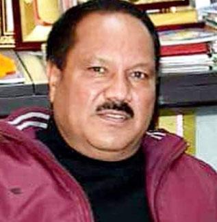 सीएम त्रिवेंद्र के ओएसडी गोपाल सिंह रावत का निधन,कोरोना से पीड़ित रावत एम्स ऋषिकेश में थे एडमिट