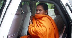 पूर्व केंद्रीय मंत्री साध्वी उमा भारती सोमवार को एम्स ऋषिकेश में भर्ती,पौड़ी में जांच में  कोविड रिपोर्ट थी पॉज़िटिव