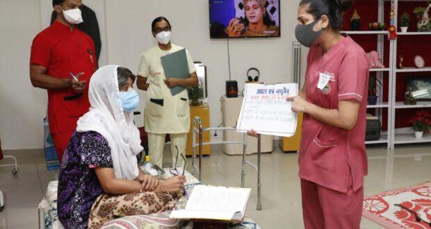 एम्स में सिम्युलेशन प्रणाली से हुई नर्सिंग की शैक्षणिक नवाचार परीक्षा