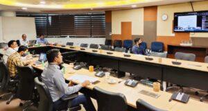 नाबार्ड ने कृषि क्लीनिक एवं कृषि व्यापार केंद्र (एसीएबीसी )योजना पर की राज्य स्तरीय कार्यशाला