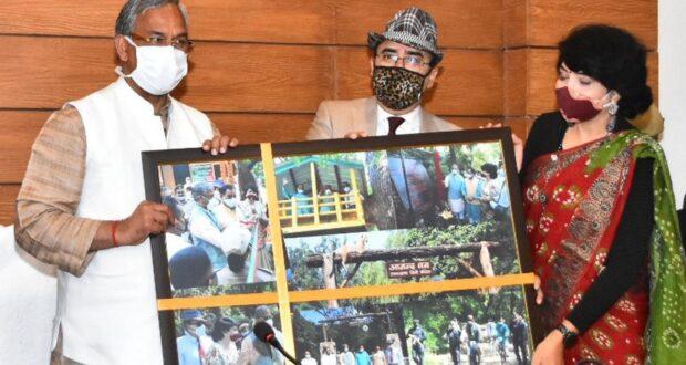 उत्तराखण्ड का वन मुख्यालय भी जुड़ गये ऑफिस से,जल्द ही जुड़ेंगे जिले और क्षेत्रीय कार्यालय….सीएम त्रिवेंद्र