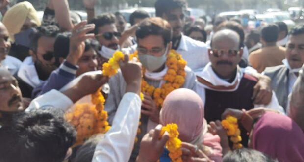 केंद्र व राज्य की भाजपा सरकारें किसान विरोधी हैं,किसानों के सवालों पर कांग्रेस प्रदेश व देश भर में आंदोलन जारी…प्रीतम सिंह