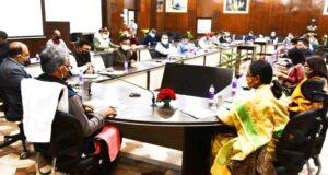 सुशासन दिवस 25 दिसम्बर से सचिवालय के सभी अनुभाग करेंगे ई-ऑफिस के रूप में कार्य…सीएम त्रिवेंद्र