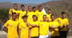 पौड़ी की न्यार वैली एडवेंचर स्पोर्ट्स फेस्टिवल में कुछ अलग उत्साह में दिखे युवा खिलाड़ी