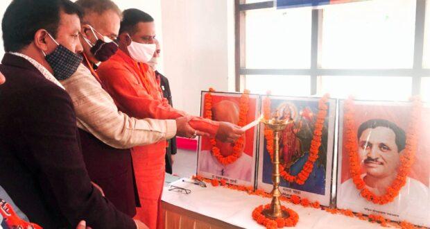 भाजपा अनुशासित पार्टी,राष्ट्रवादी विचारधारा को देश ने अपना पूर्ण समर्थन दिया और भाजपा की पूर्ण बहुमत से केन्द्र की सरकार बनी  …राजेन्द्र भण्डारी