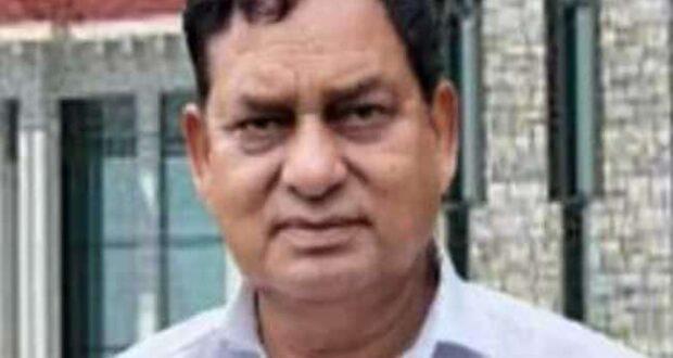 उत्तराखण्ड प्रदेश कांग्रेस कमेटी ने पार्टी के पूर्व विधायक एवं पूर्व विधानसभा उपाध्यक्ष अनुसूया प्रसाद मैखुरी के आकस्मिक निधन पर श्रद्धांजलि दी…