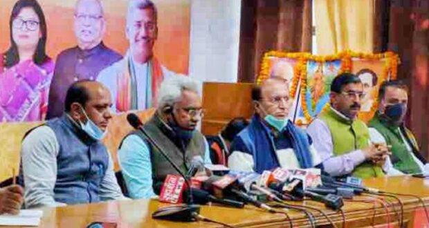 केंद्र व राज्य की सरकारें किसानों के हित में ही तीनो बिलो को लेकर आई है,विपक्षी किसानो को बरगलाने में लगे हैं