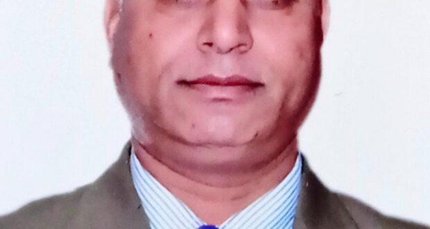 डा. अजय कुमार खण्डूडी ने एच एन बहुगुणा गढ़वाल यूनिवर्सिटी के कुलसचिव के रुप में   कार्यभार ग्रहण किया