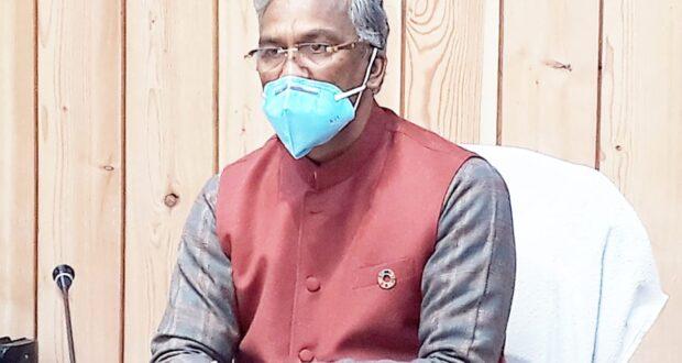 सीएम त्रिवेंद्र कोरोना के साथ बुख़ार की शिकायत पर दिल्ली एम्स रैफर,रविवार को थे दून मेडिकल कॉलेज में एडमिट,कोरोना रिपोर्ट से थे होम आइसोलेशन