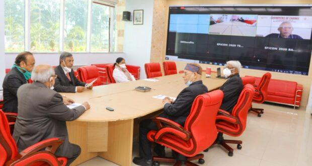 एम्स एवं एपेडिमिलॉजिकल फाउंडेशन ऑफ इंडिया के संयुक्त तत्वावधान में तीन दिवसीय एफिकॉन 2020 शुरू