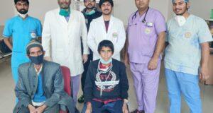 एम्स के डॉक्टरों ने मार्फ़न सिंड्रोम से ग्रसित 14 वर्षीय किशोर के सफलतापूर्वक हार्ट के तीनों वाल्व ऑपरेट किये